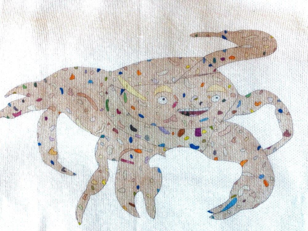 crab detail 1